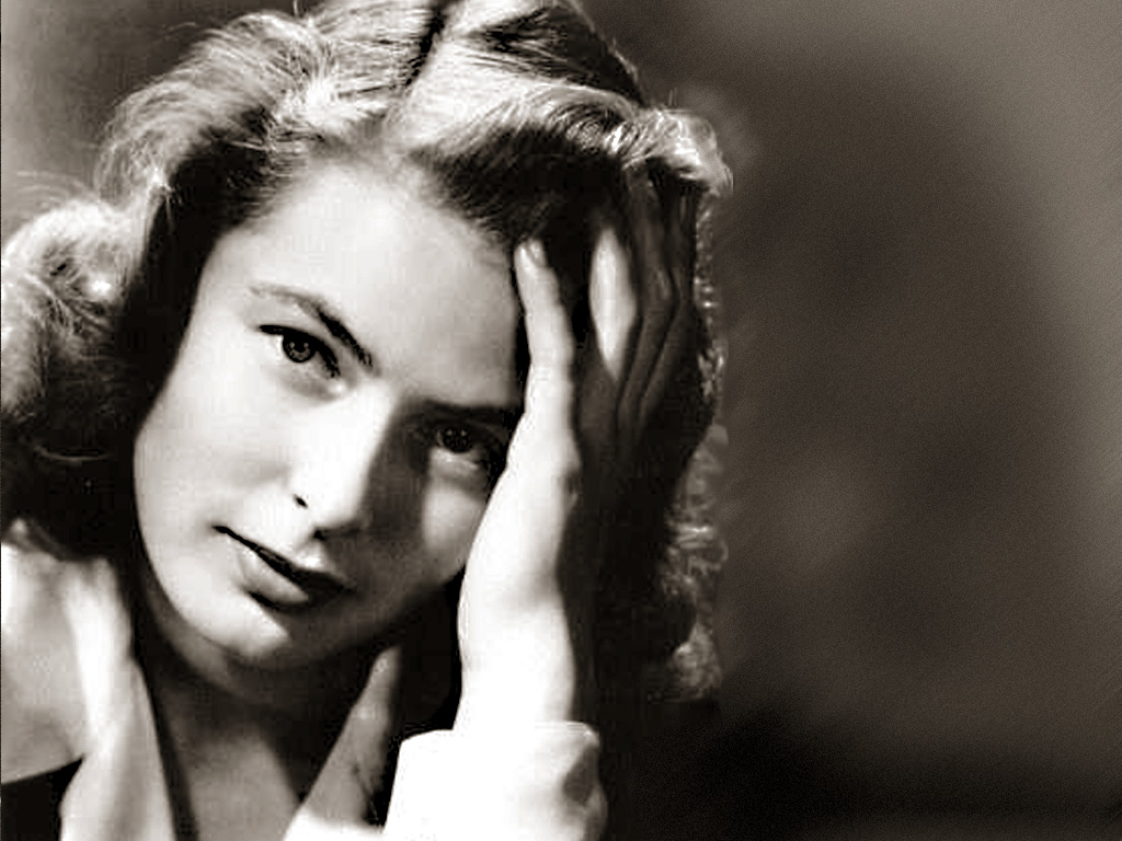 Ingrid Bergman Wallpapers