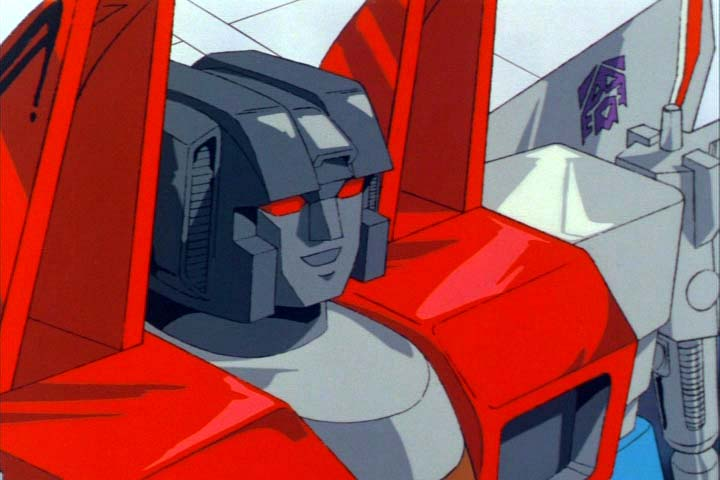 Transformers Cartoon 6